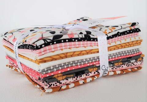Designer Bundle - Felicity Forest Walk x 12 Fat Quarters