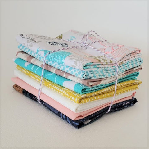 Staff Picks Bundle - 8 Fat Quarters - Playtime