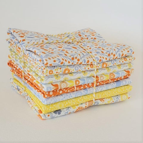 Designer Bundle - Meadow Haze x 8 Fat Quarters