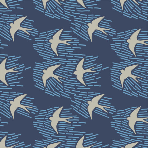Whitehaven Organic Cotton - Whitehaven Navy