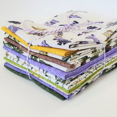 Designer Bundle - Wildflower by Sara Boccaccini Meadows 12 x FQ
