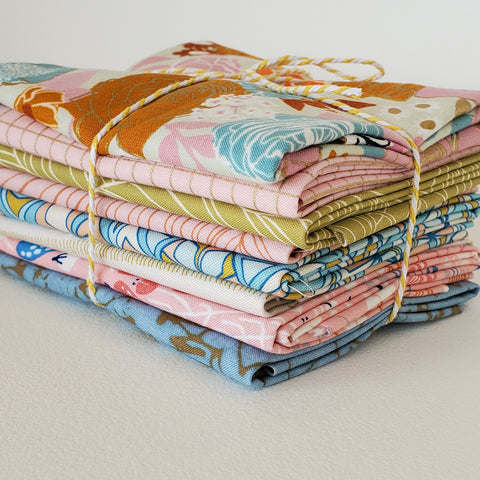 Staff Picks Bundle - 8 Fat Quarters - Garden Party