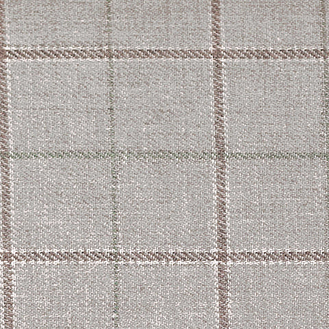 Katia Viyella Stripes and Checks - Pale Grey Cotton/Poly Check