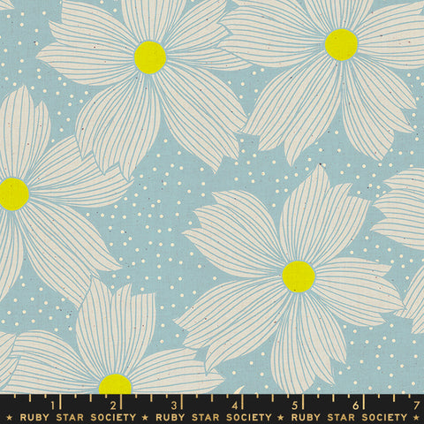 Crescent by Sarah Watts Perennial in Soft Blue