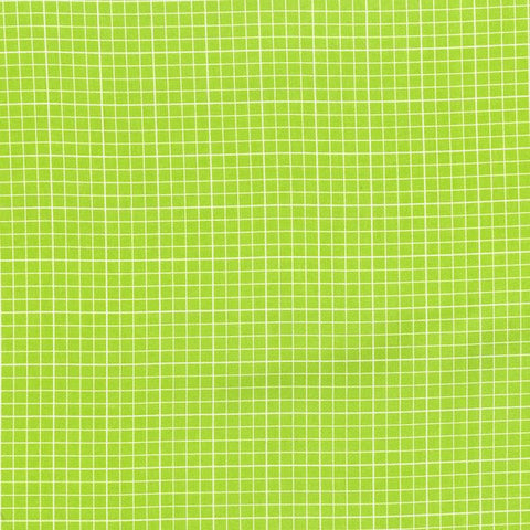 Geekery by Sue Marsh Graph Paper Albus Lime