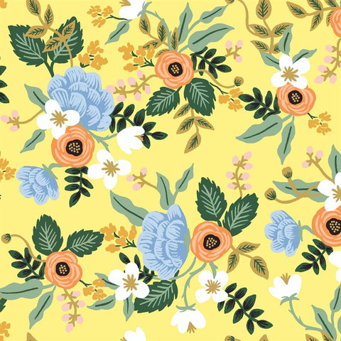 Primavera by Rifle Paper Company - Birch in Yellow