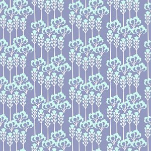 Cotton & Steel Glory by Megan Carter - Constance in Spring Violet