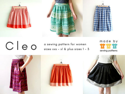 Made By Rae Cleo Skirt
