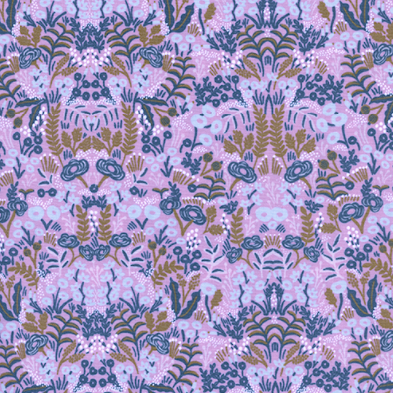 Menagerie by Rifle Paper Co. - Tapestry Violet