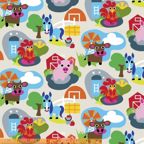 Farm by French Bull - Animal Farm