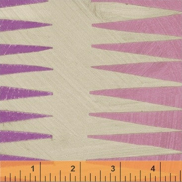 Carrie Bloomston Dreamer - Pueblo Stripes in Orchid
