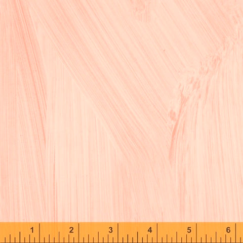 Carrie Bloomston Wish - Pink Textured Solid