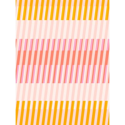 Ruby Star Society - Melody Miller Clementine - Fruity Stripes in Sunrise