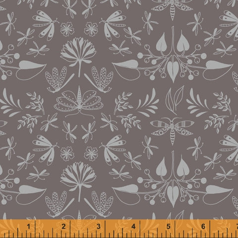 Aerial by Tamara Kate - Wingspan in Dark Grey