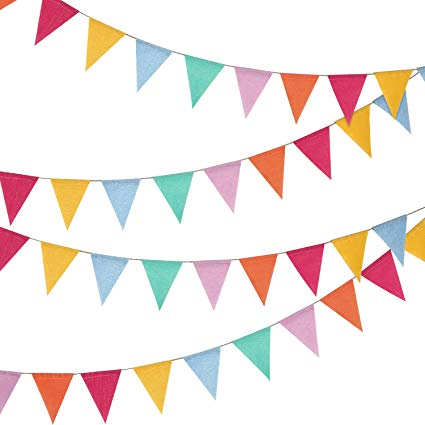 Bunting Workshop - Saturday May 18  1:00am - 4:00pm