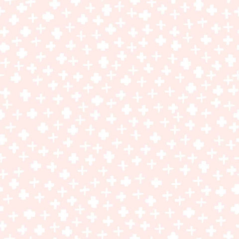Floral Splendor by Cathy Nordstrom Positive in Light Pink