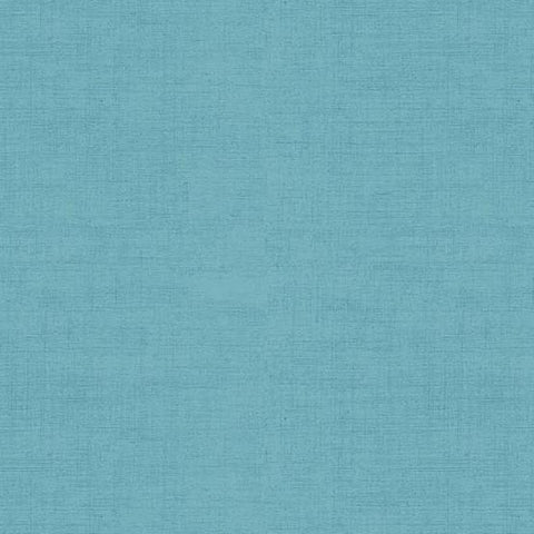 Laundry Basket Linen Texture - Light Teal