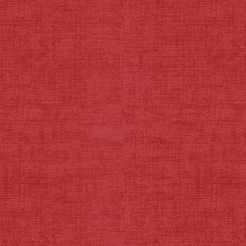 Laundry Basket Linen Texture - Red Rose
