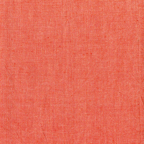 Andover Chambray Fabric - Pumpkin