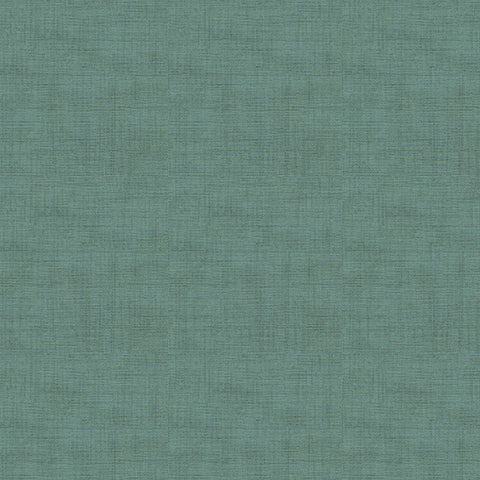 Makower Linen Texture Smoky Blue