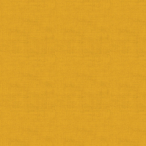 Makower Linen Texture in Gold
