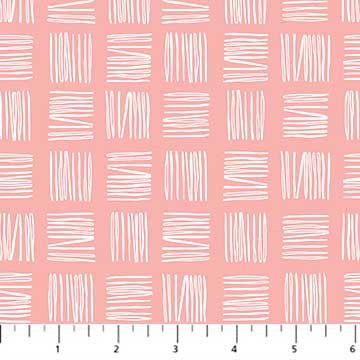 Figo Rollakan by Cathy Nordstrom - Grid in Blush