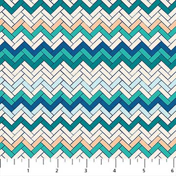 Oasis by Pippa Shaw for Figo - Chevron