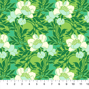 Figo True Kisses by Heather Bailey - Anemone in Emerald