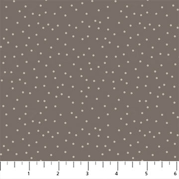 Figo Serenity Basics - Dots in Mink