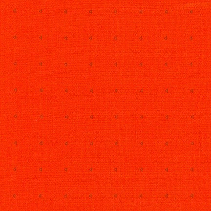 Friedlander by Carolyn Friedlander Shirting in Tangerine