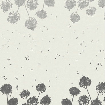 Avant Garde Grey Taraxacum Panel