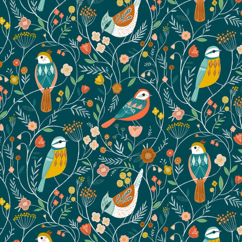 Dashwood Aviary by Bethan Janine - Perched