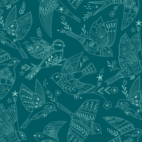 Dashwood Aviary by Bethan Janine - Birds in Flight