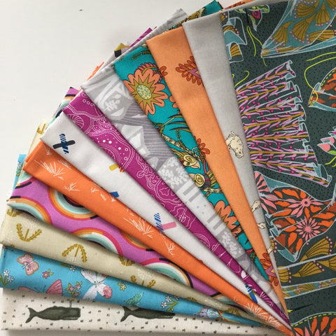 Fat Quarter Bundle - April Monthly Sparks