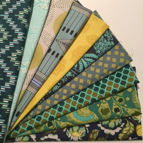 Fat Quarter Bundle - November Best of Free Spirit