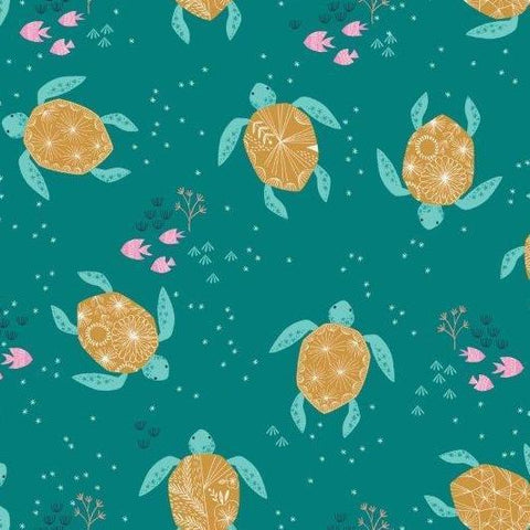 Into the Blue by Bethan Janine for Dashwood - Turtles