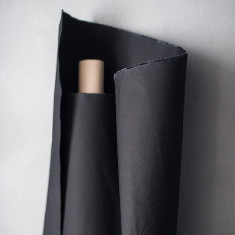Merchant and Mills - Dry Oilskin in Black