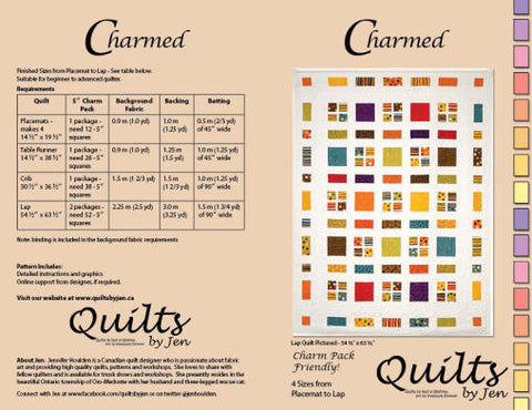 Charmed - Quilts by Jen