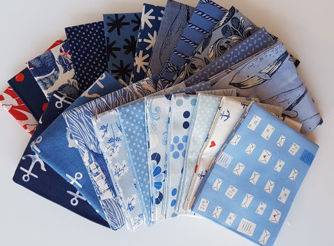 Designer Bundle - SS Bluebird by Cotton + Steel