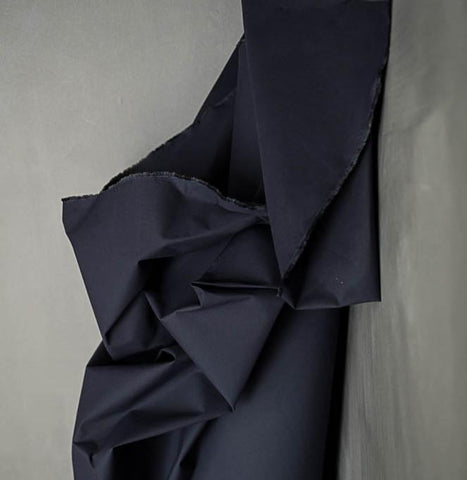 Merchant and Mills - Dry Oilskin in Dark Indigo