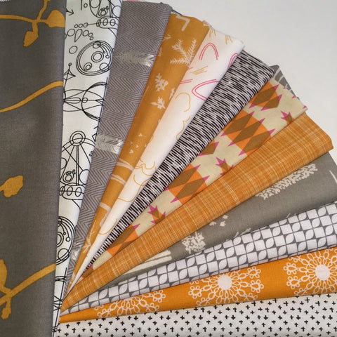 Fat Quarter Bundle - January Monthly Daryl's Picks Bundle