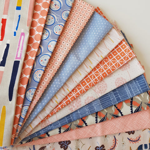 Fat Quarter Bundle - September Monthly Daryl's Picks Bundle