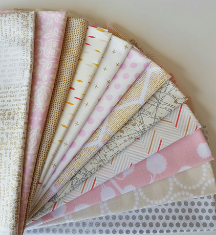 Fat Quarter Bundle - December Daryl's Picks