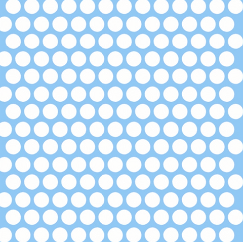 Birch Organic Fabrics - Dottie Cream Pool