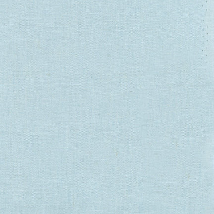 Essex linen/cotton - Light Blue