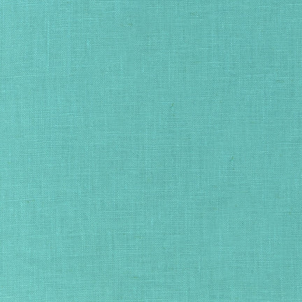 Essex Yarn Dyed linen/cotton Medium Aqua