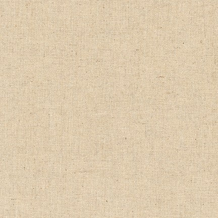 Essex linen/cotton - Natural