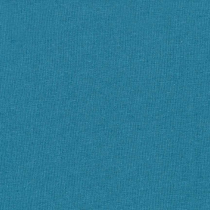 Essex linen/cotton - Teal