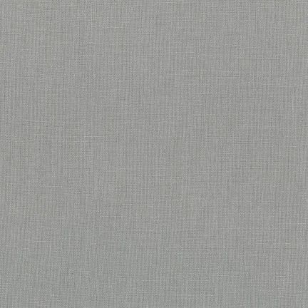 Essex linen/cotton - Smoke