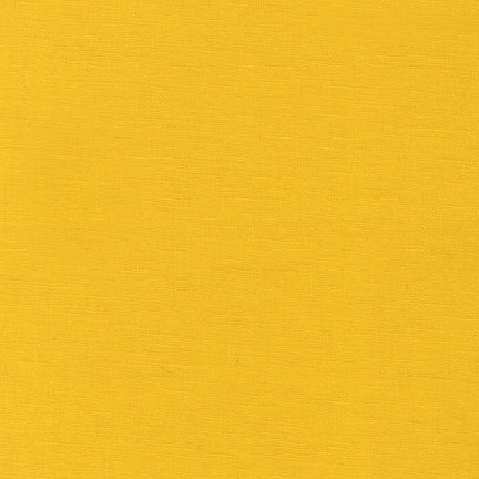 Essex linen/cotton -Sunshine